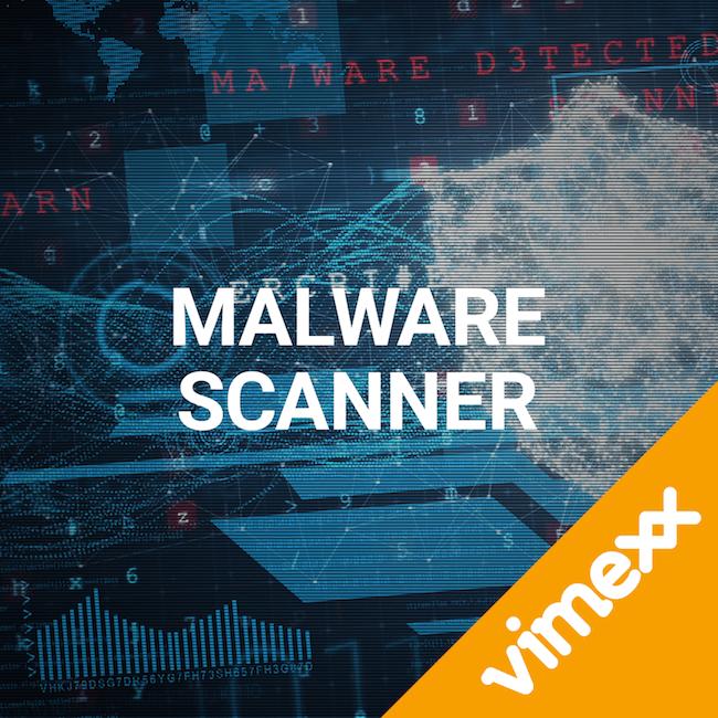 Vimexx malware scanner