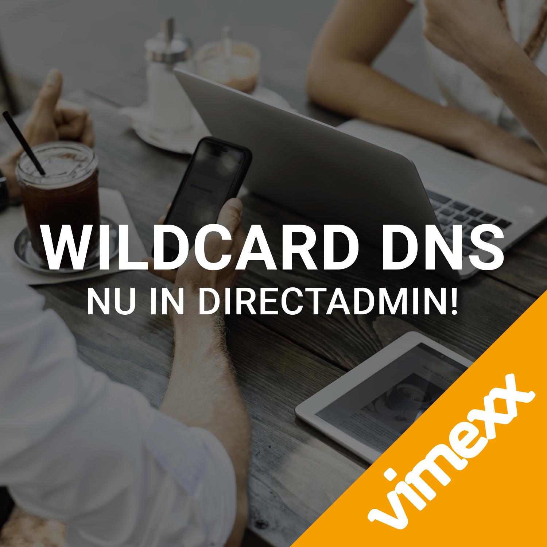 Wildcard DNS vimexx