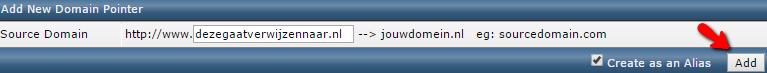 domain pointer